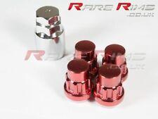 Red Locking Wheel Nuts x4 12x1.5 Fits Honda Shuttle CRV HRV LEGEND DELSOL CRZ
