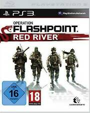 Playstation 3 OPERATION FLASHPOINT RED RIVER GuterZust.