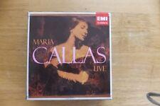 MARIA CALLAS-LIVE-8 DISC BOX SET-EMI CLASSICS-2005