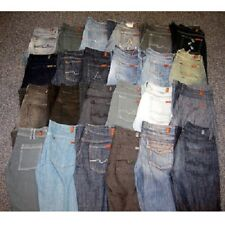 Seven for all Mankind Ladies Denim Jeans assortment 30pcs [7FAMK-30]