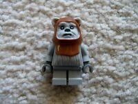 LEGO Star Wars - Rare Original - Ewok Minifig - Chief Chirpa - Excellent