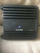 Alpine MRP-M500 1-Channel Car Amplifier 500 Watts V-power. (Parts Only)