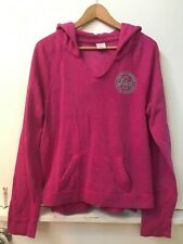 Abercrombie & Fitch Athletic Dept. Women's Purple Pullover Hoodie Size Medium