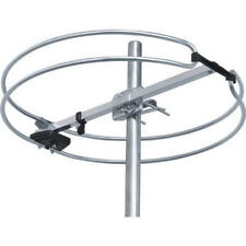 NEW FM HD Radio Stations Outdoor Omnidirectional Antenna Kit.Home Roof Reception