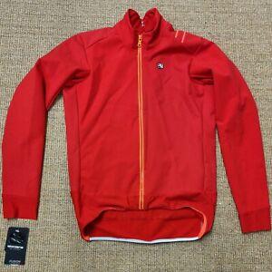Giordana Mens Fusion Jacket - Red - XXL