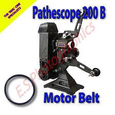 Pathescope 200B 9.5mm Motor principal cine Proyector Belt (cinturón)