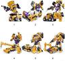 Hook Transformation Robot Scraper Of Devastator Action Figure Toys 6 in 1
