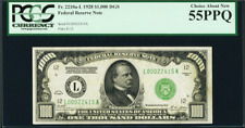 1928 $1,000 One THOUSAND Dollar Bill San Francisco Fr. 2210a-L RARE and UNIQUE!