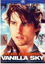 Vanilla Sky Dvd Ws Enhanced Sealed New! Tom Cruise Penelope Cruz Free Ship