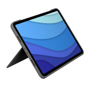 Logitech Combo Touch Backlit Keyboard Case iPad Pro 11 inch 1st 2nd 3rd Gen MP