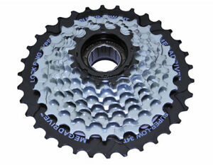 BICYCLE 8-SPEED  MULTIPLE FREEWHEELS FRICTION 13/34T BIKES CYCLING