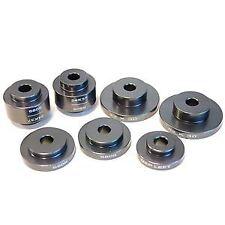 Wheels Manufacturing BB drift set for Large bearing press or Consumer bearing