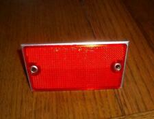 Vintage NOS Troxel Red Sears Screamer ? AMF Seat Reflector Gulco 18