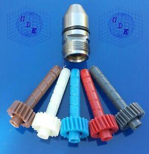 GM TURBO TH350 SPEEDOMETER GEAR SET 18 19 20 21 22 TEETH SPEEDO W/BULLET