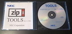 ZIP Tools Software NEC  CD für ZIP Laufwerke Drive