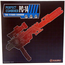 TRANSFORMERS Perfect Effect PC-14 Perfect Combiner The Titans Cannon Upgrade Kit