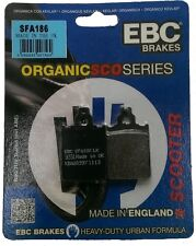 LML Star Deluxe 150 (2001 to 2003 - DISC MODEL) EBC FRONT Brake Pads (SFA186)
