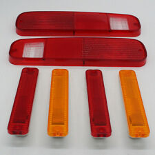 For 73-79 FORD F150 F250 Truck 78-79 Bronco 6pc Tail Light and Side Fender Kit