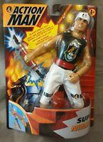 Action Man Super Ninja Actionfigur - Hasbro 1998 - Neu & Ovp / Boxed