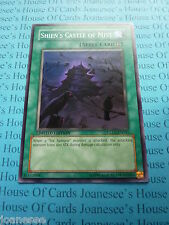 Shien's Castle of Mist GLD2-EN041 Common Yu-gi-oh Card Mint Limited Edition New