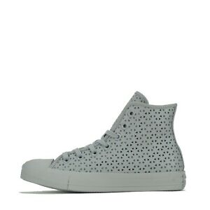 Converse Chuck Taylor All Star Hi Women's Trainers Shoes Dolphin Grey