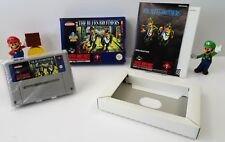 Super Nintendo SNES Spiel - The Blues Brothers + Anleitung + OVP - CIB