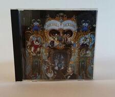 Michael Jackson dangerous cd