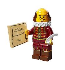 LEGO The Movie #71004 Mini figure: WILLIAM SHAKESPEARE