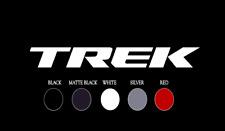 """Bike Frame Helmet Stickers Set For Trek Vinyl Decals Cycling Bicycle Mtb Road 6"""""""