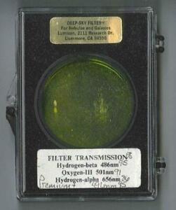 """Lumicon 2"""" Deep Sky Telescope Filter"""