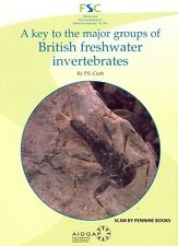 A Key to the Major Groups of British Freshwater Invertebrates