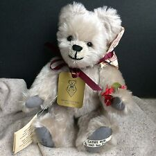 Artist Bear signed by Sue Foskey,Cathy Sue No-No Bear, Rare Limited edition
