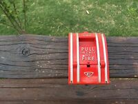 18092 ~   Edwards 270A  Fire Alarm Manual Pull Station
