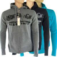 Diesel Hoodie Pullover Sweatshirt Kappuzenpullover mit Zip