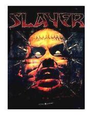 SLAYER - Hellraiser - Flagge Posterfahne Textilposter Flag - Neu #920128