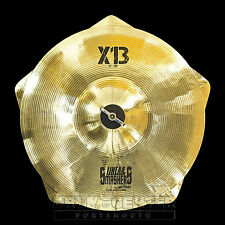"""Wuhan XL Linear Smasher Effects Cymbal Stack 12""""/13"""" - Video Demo"""