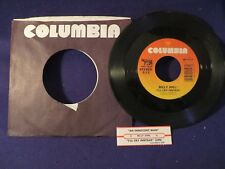 BILLY JOEL I'll Cry Instead/An Innocent Man 45 Record CAPITOL RECORDS