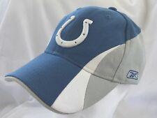 INDIANAPOLIS COLTS NFL Hat Cap Reebok Unworn Condition Blue Grey White 1 Size