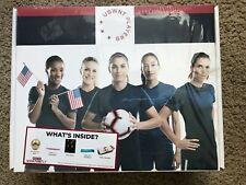 USA Womens World Cup Soccer National Team GIFT SET Ball, Headbands, Throw, Decal