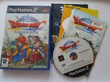 Dragon Quest Journey Of The Cursed King For Playstation 2 / PS2 Game Complete 1