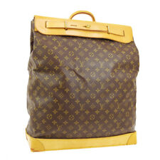LOUIS VUITTON STEAMER 45 TRAVEL HAND BAG 873A2 MONOGRAM VINTAGE M41126 AK40923