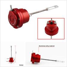Professional Red Aluminum Alloy Car SUV Turbo Adjustable Wastegate Actuator &Rod