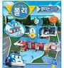 Robocar Poli Openable Rescue Center Convitible Station Play Set Headquarter Toy