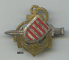 Insigne marine , Cdo. de PENFENTENYO   , ( 2 boléro )