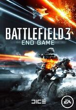 BATTLEFIELD 3 END GAME EXPANSION PC GAME (CODE IN A BOX) - FRENCH PACKAGING