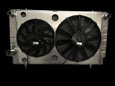 JAGUAR XJS radiateur avec Ajustée Cowl & fans.