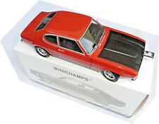 MINICHAMPS 150 089076 Ford Capri RS 2600 (1970), 1/18, OVP (mb)