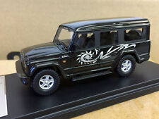 IVECO 1/43 Iveco Massif Resin model Black High quality