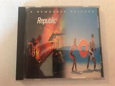 A New Order Release Republic CD Album Qwest