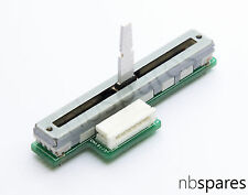Replacement Channel 1 / 3 Fader Assembly for Pioneer DJM 500 (DWG1475 / DWG1477)